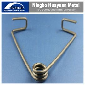 Customized Stainless Steel Wire Forming Stainless Steel Spring Clips For JIS