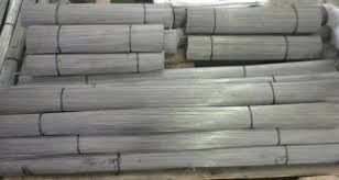 High Luster Straight Lengths Stainless Steel Wire Straight Baling Wire For Upper Or Lower Arch