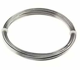 UNS S4300 Round Stainless Steel Annealed Wire For Interior Trim Applications
