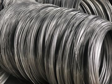 302 EN1.4310 Stainless Steel Spring Wire 0.8mm 1.2mm 1.4mm 1.7mm