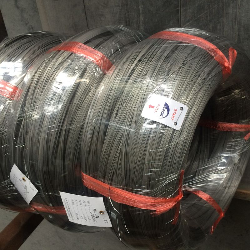 Durable Bending Spring Steel Wire , Stable Carbon Steel Spring Wire