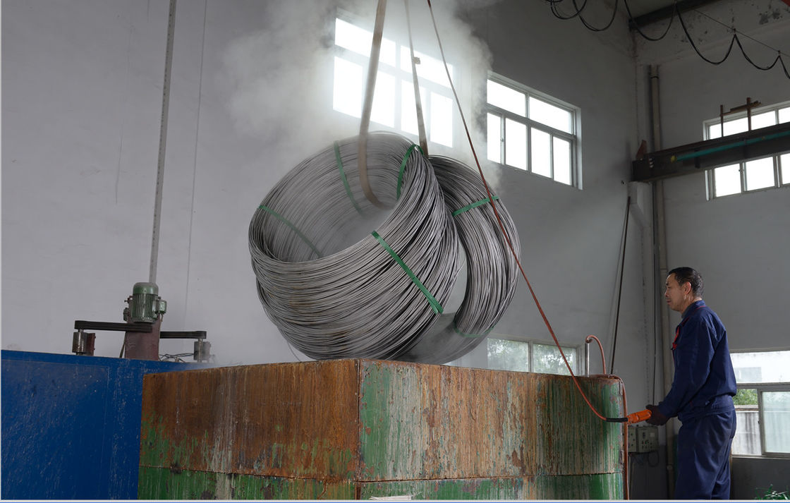 Medical Machinery Cold Rolled Steel Wire Cold Heading Stainless Steel Wire