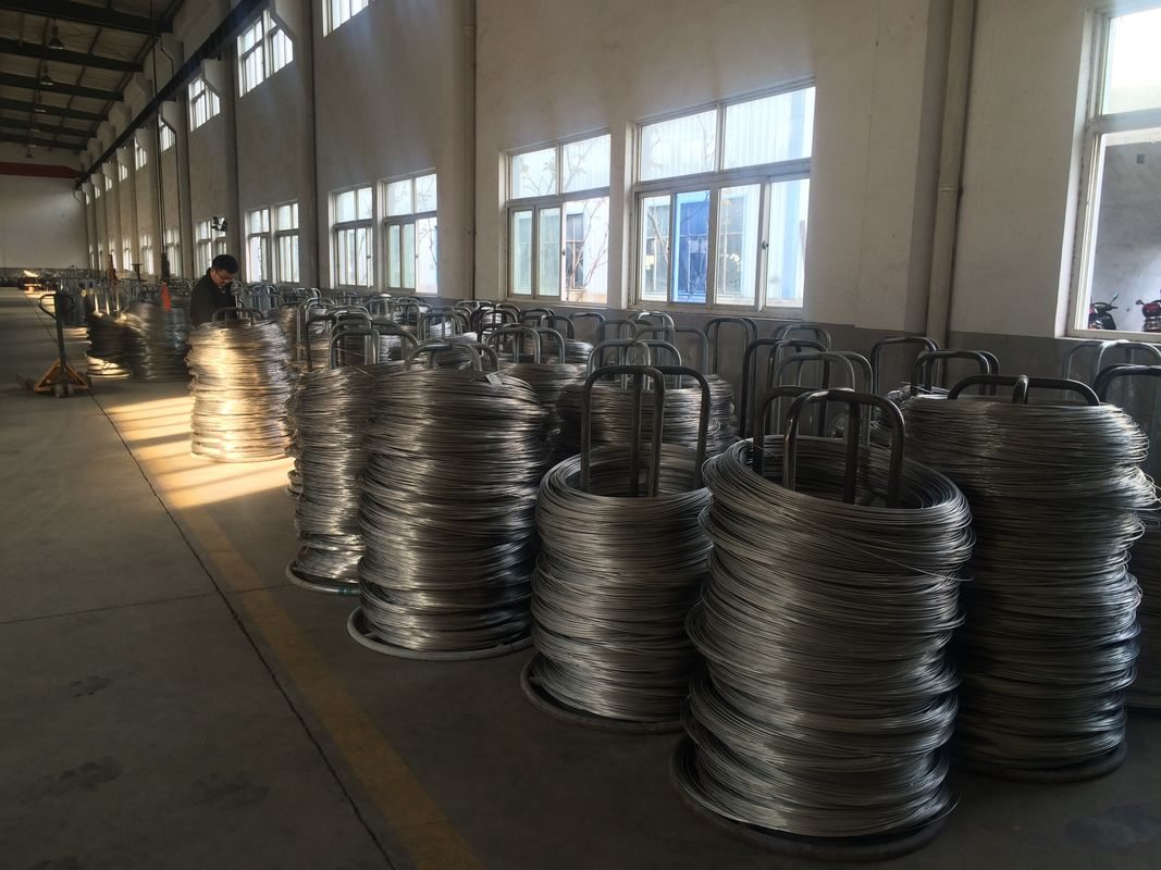Building Industry Stainless Steel Annealed Wire Customized SS Annealing Wire