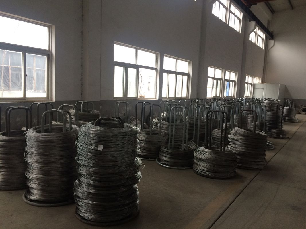 Soft Stainless Steel Annealed Wire 0.8-15mm Bright And Matt Surface