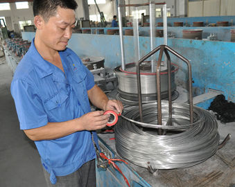 China Excellent Straightness SS Wire For Making Springs , Heavy Duty Compression Springs Wire factory