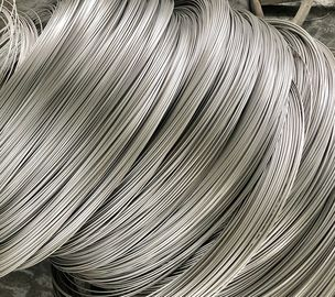 China High Tensile Strength Stainless Steel Spring Wire For Coil Spring 250-1000mm factory